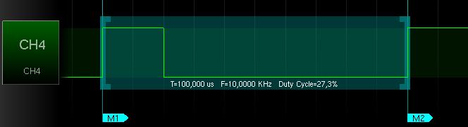 Scanalogic2 時間値測定
