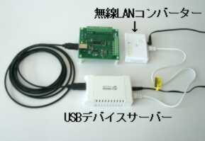 無線LANでのTOP16の使用例 EYG-DS/US, MZK-MF300Nを使用